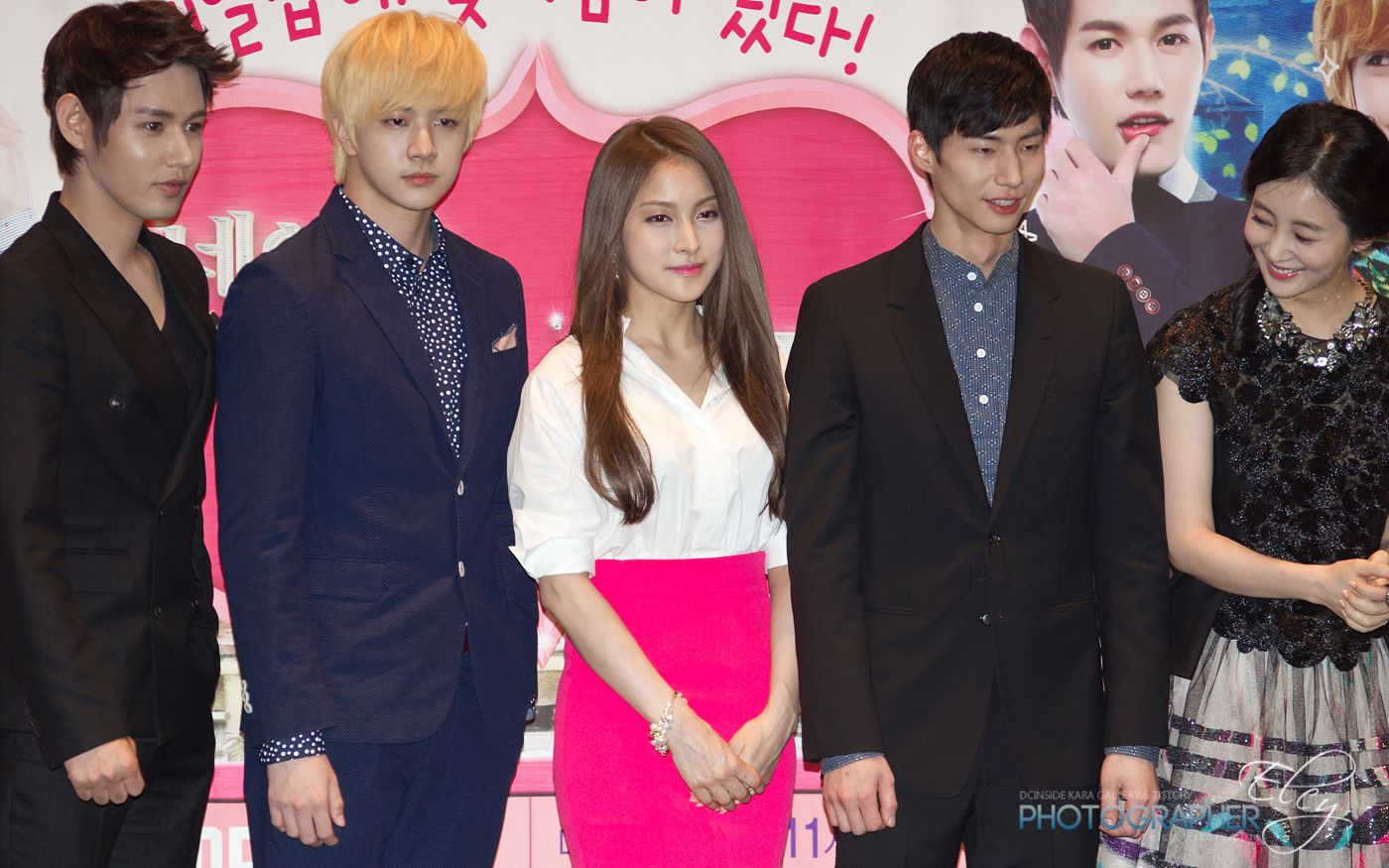 Nail Shop Paris Press Conference