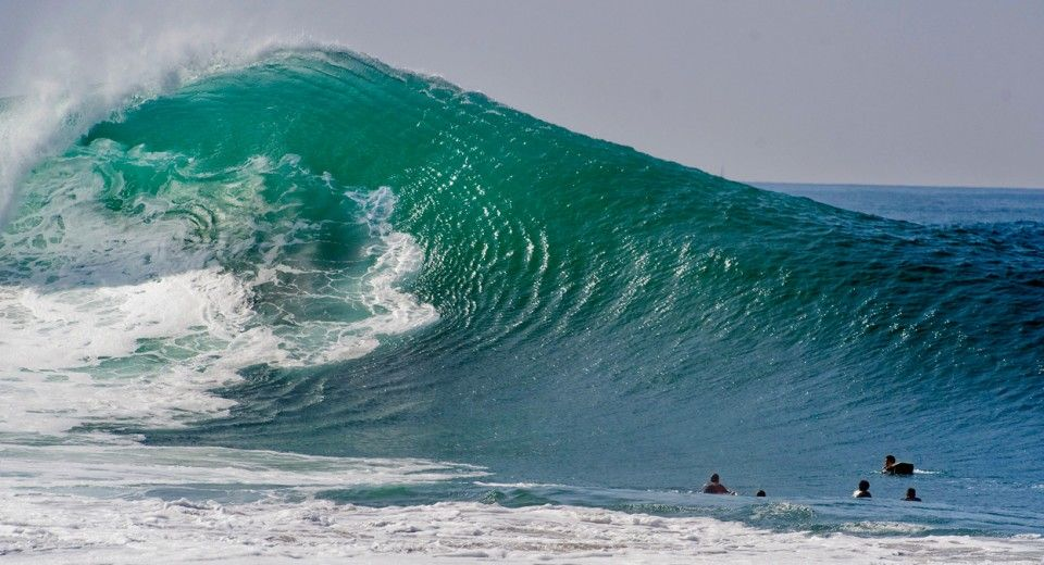 The Wedge Newport Beach Is A Small Section Of That