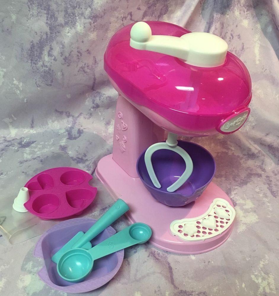 Cool Baker Magic Mixer Maker Pink 6-11 years Plastic, Girls, Spin Master  #SpinMaster