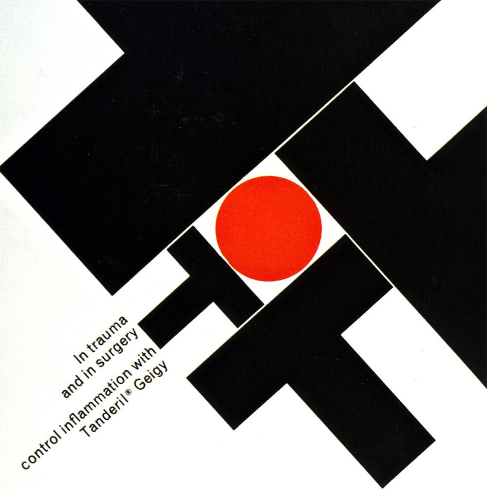 Poster design 1940 - Corporate Diversity Swiss Graphic Design And Advertising By Geigy 1940 1970 Museum F R Gestaltung