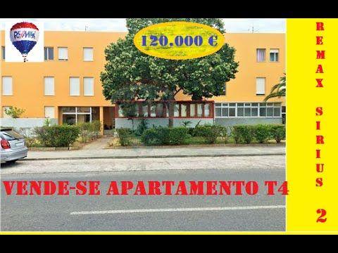 A REMAX Sirius 2 VENDE - Apartamento T4 em Santo André - 120.000 € - Por...