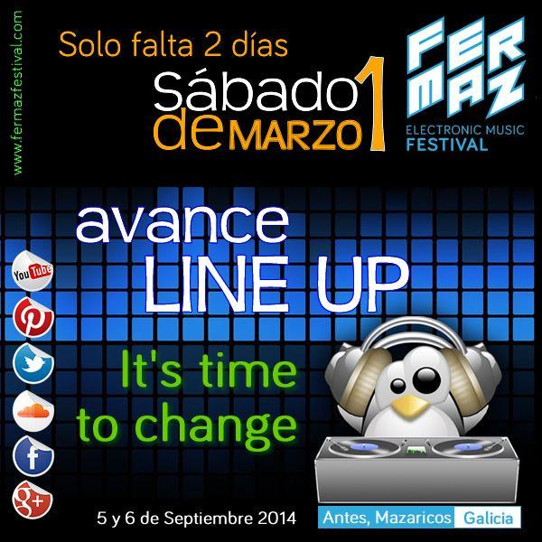 Fermaz Festival 5 y 6 de Septiembre de 2014  #Techno #House #Trance #Progressive #FermazFestival