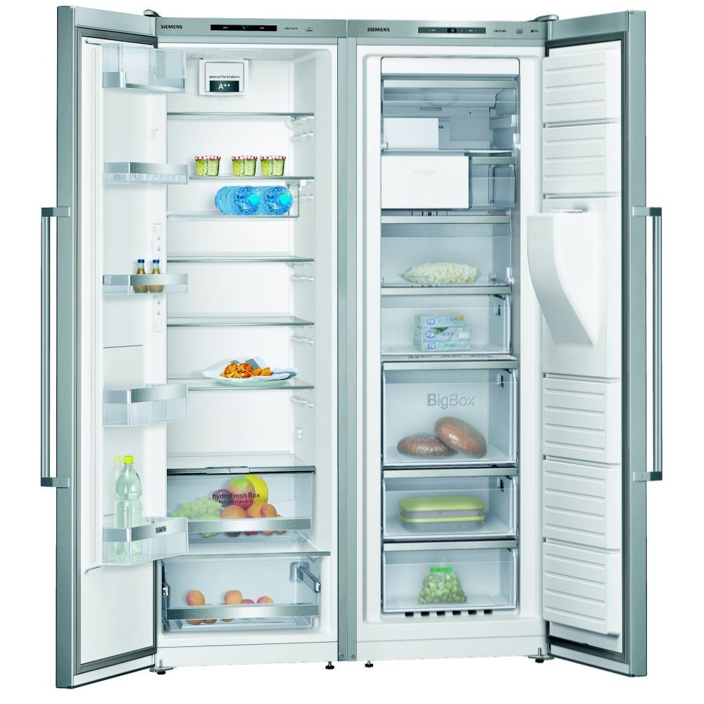 Siemens KS36WPI30 GS36DPI20 Side By Side Fridge & Freezer