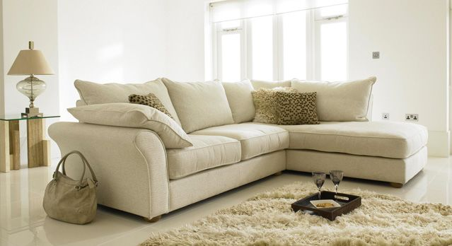 Collins u0026 Hayes Catalina Corner chaise sofa. : corner chaise sofa - Sectionals, Sofas & Couches