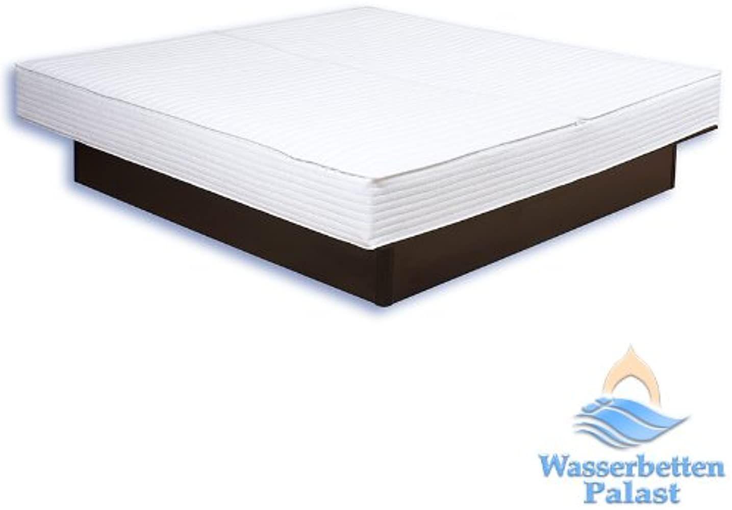 Premium Comfort Wasserbettbezug Teilbare Auflage In Frottee
