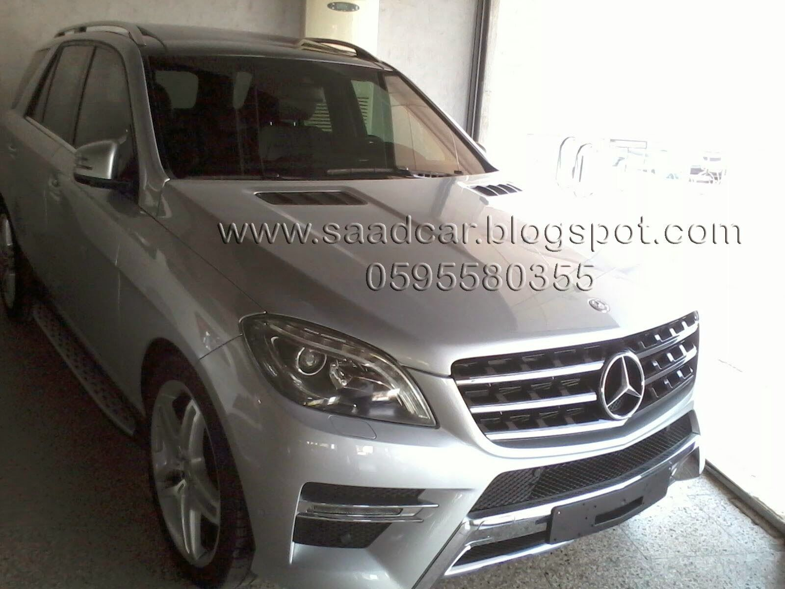 سعدكار مرسيدس Ml350 فضي 2013 Mercedes Benz Ml350 Cars Mercedes Benz