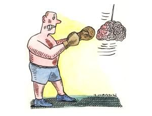 Ban Boxing It S Demeaning And Dangerous Opinion 12 August 2013 New Scientist Neurologist Brain Damage