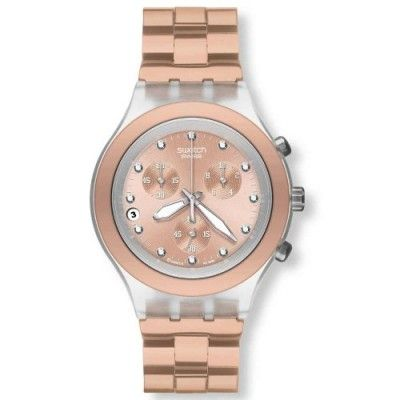 6ce076c03be Relógio Swatch Full Blooded Caramel Watch SVCK4047AG  Relogios  Swatch