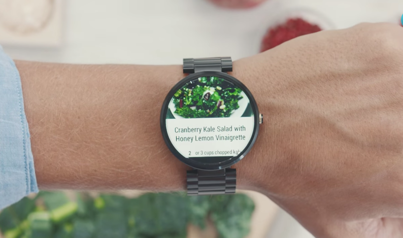 Moto 360 Experiences: Cooking