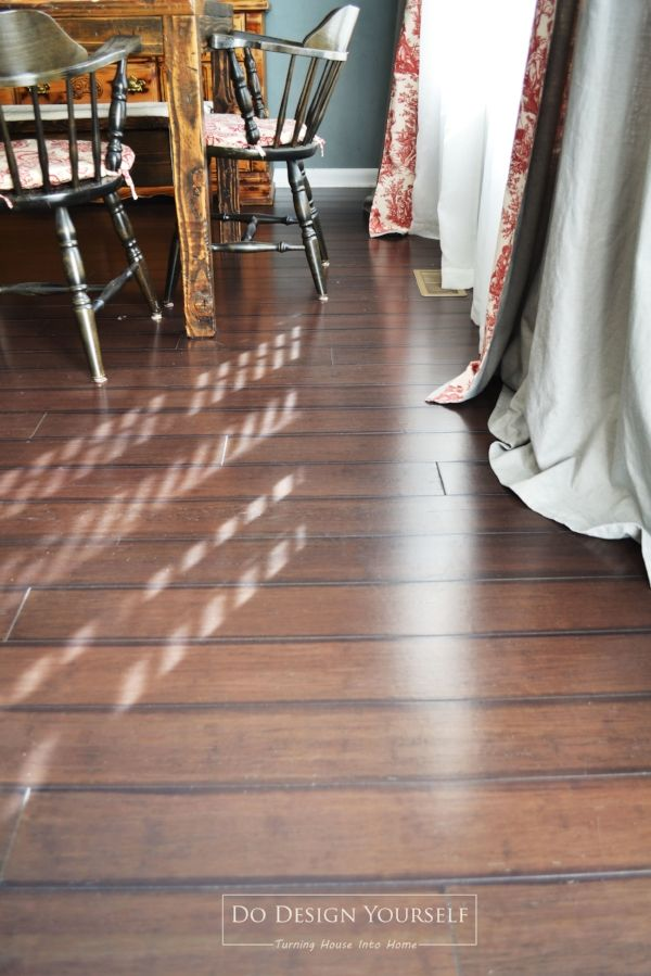 What You Should Know About Bamboo Flooring With Images Dark
