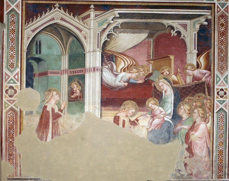 Spinello aretino storie di santa caterina d alessandria for Bagno a ripoli matrimonio