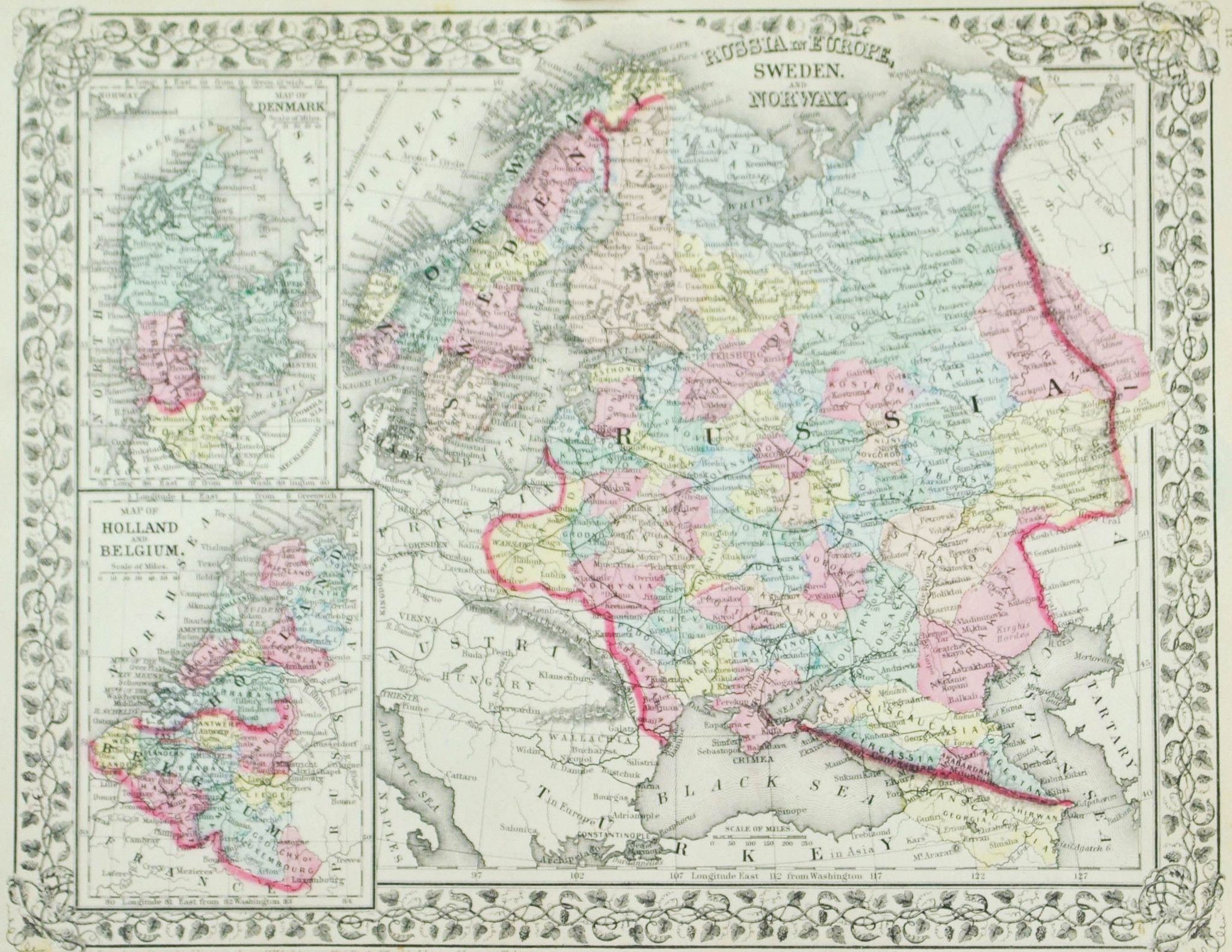 Pinterest The Worlds Catalog Of Ideas - Sweden holland map