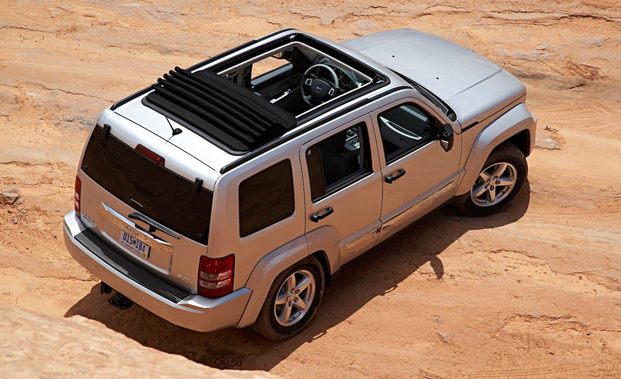 Awesome Jeep Liberty With Sky Slider For Sale Jeep Liberty Jeep