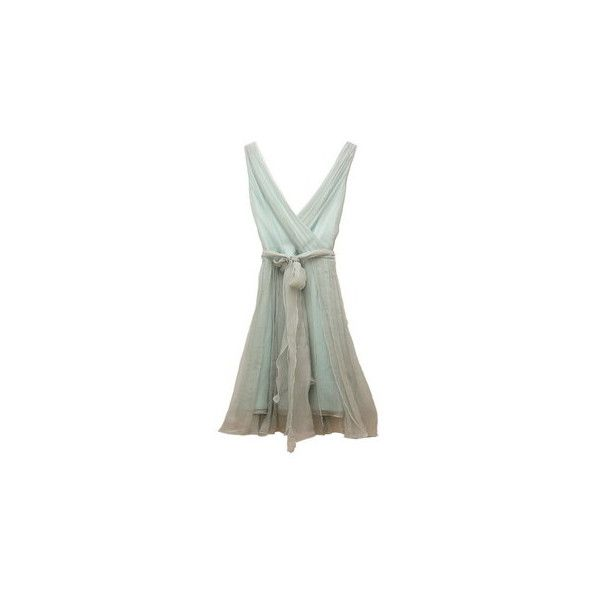 Relax Garden Diva Dress in Aqua - Dresses - Rous Iland (£65) ❤ liked on Polyvore featuring dresses, blue, vestidos, vestiti, aqua dresses, aqua green dress, aqua blue dress, green dress and diva dresses