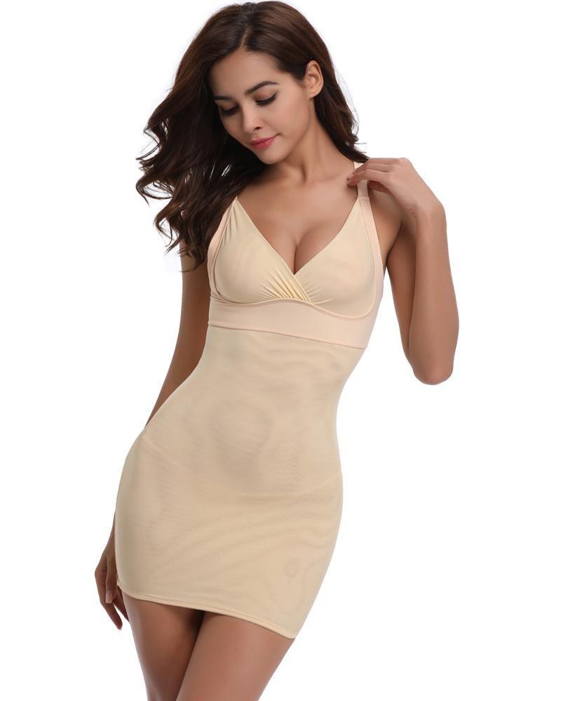 7c5e9faab3 Body Shaper Bodysuit Wasit Trainer Tummy Slimming Corset Shapewear Underwear  For Women