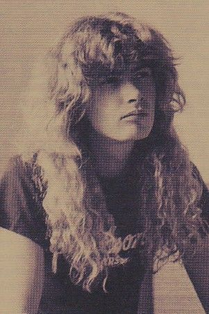 Dave Mustaine -my crush for almost 30 years                              …