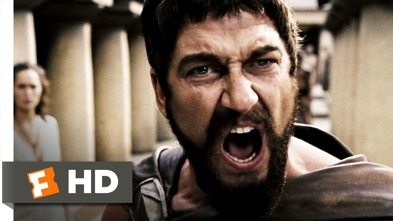 300 2006 This Is Sparta Scene 1 5 Movieclips Lab At