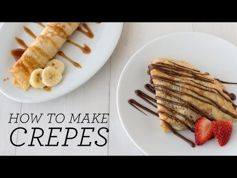 How to make crepes with pancake mix youtube ug99 how to make crepes with pancake mix youtube ccuart Images