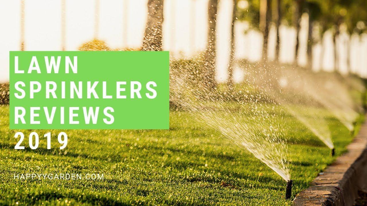 The Best Sprinkler Heads For Low Water Pressure 2019