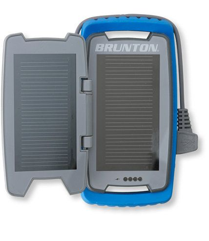 Brunton Restore Portable Power Device Portable Chargers At L L Bean Solar Charger Portable Solar Charger Portable Power