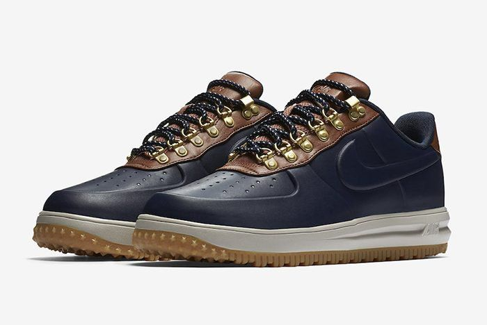 Nike's Lunar Force 1 Duckboot Gets Low This Winter - Sneaker Freaker