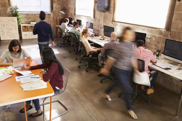 The open office noise problem How to design around it