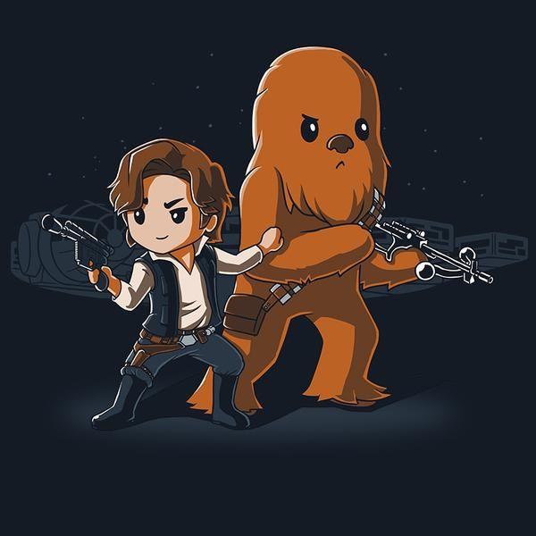 Smugglers In 2020 Star Wars Drawings Star Wars Cartoon Star Wars Characters