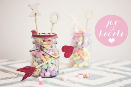 11 Awesome Conversation Heart Crafts
