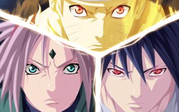 Hd Wallpaper Background Image Id 610137 Anime Manga Equipo 7