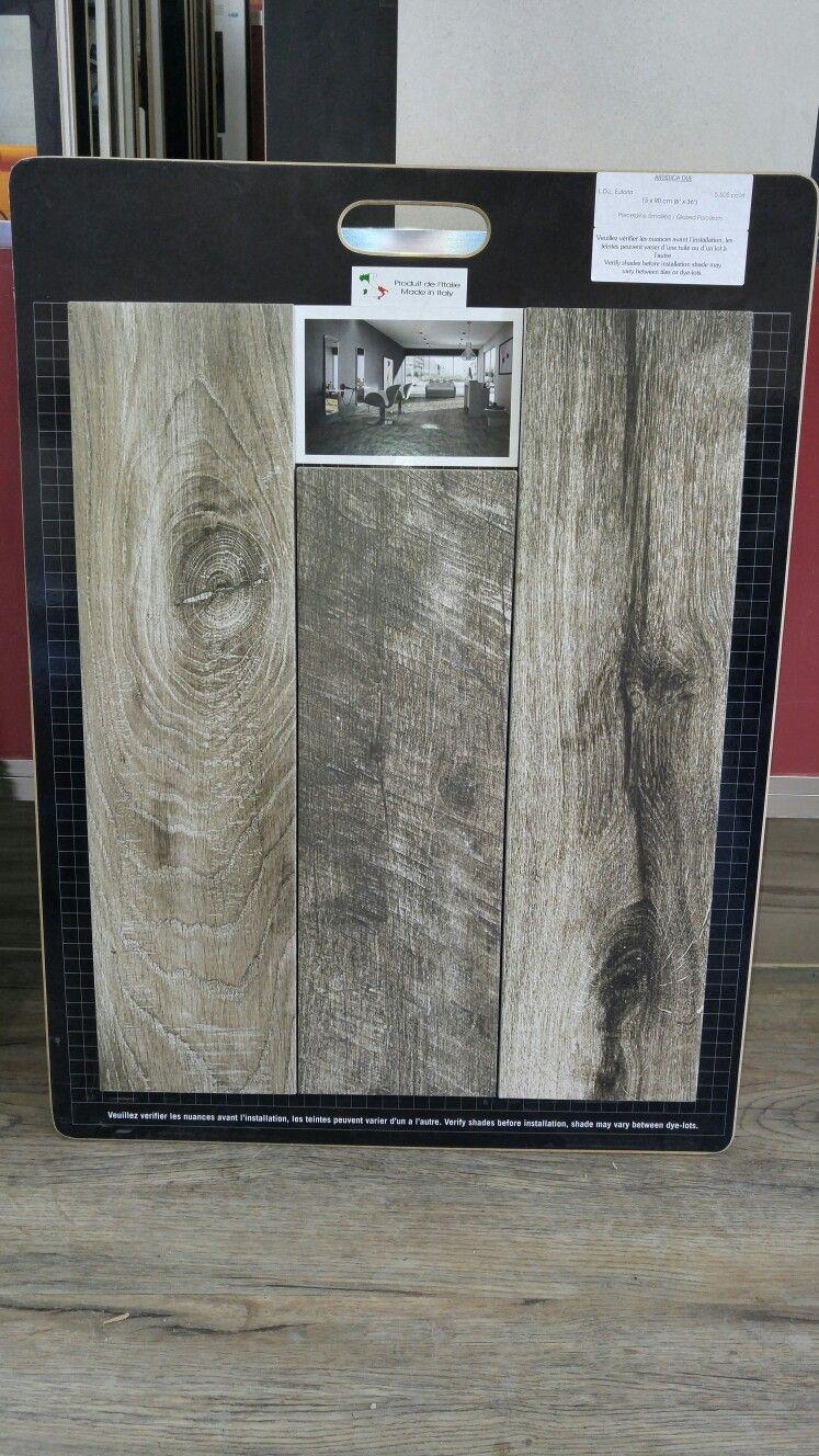 Céramique bois de grange