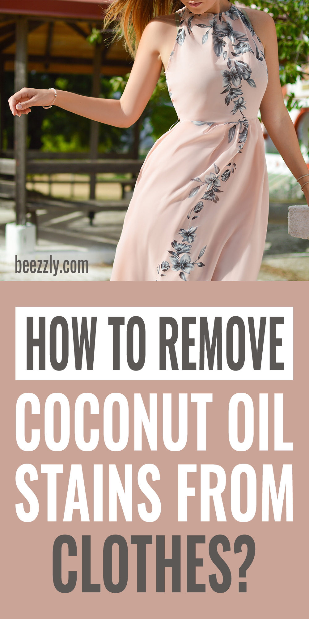 How to Remove Coconut Oil Stains From Clothes? in 2020