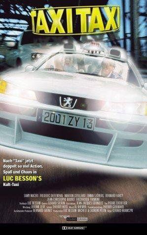 Taksi 2 (2000)