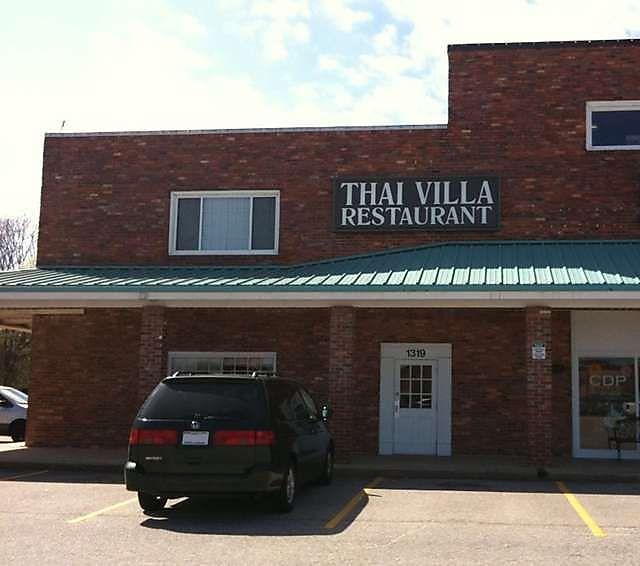 Thai Villa Villa Restaurant Thai