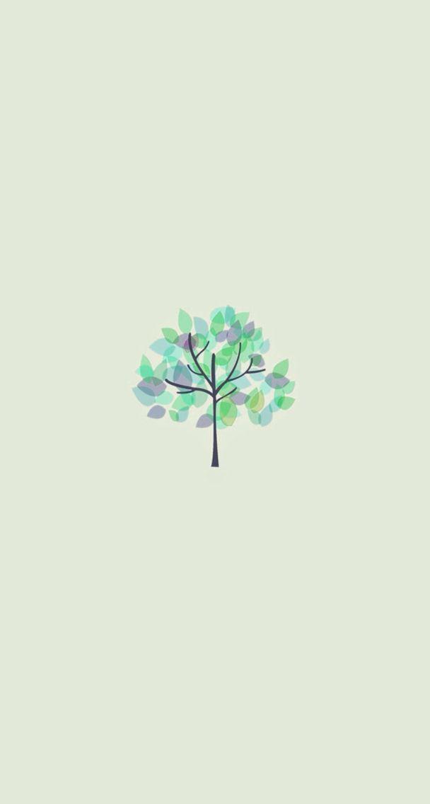 Pin By Lulu Rieth On Art Tree Wallpaper Iphone Screen Wallpaper