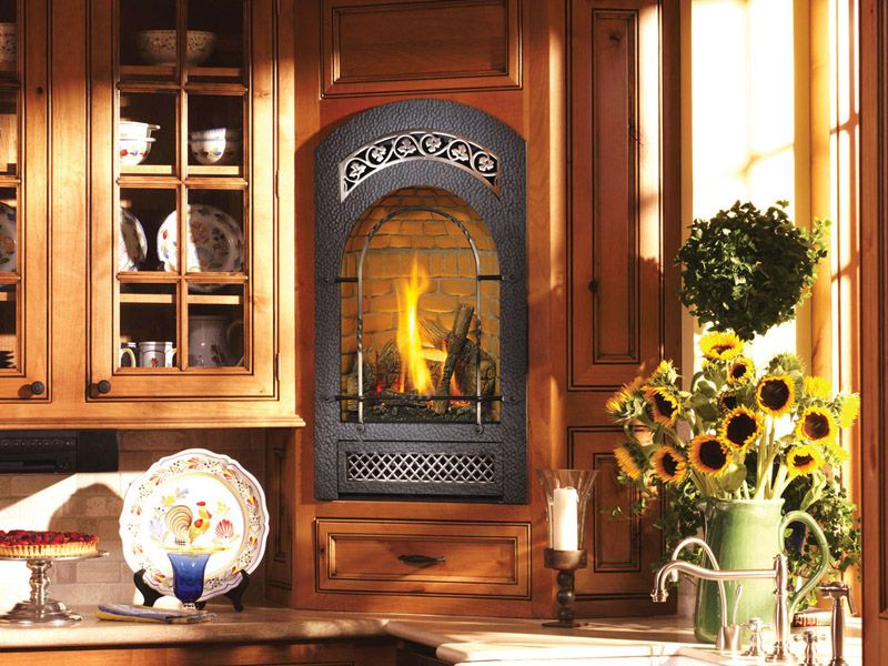 Small Fireplaces For Small Spaces
