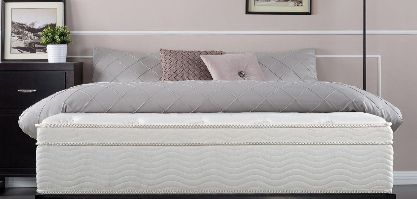 Night Therapy Spring 13 Inch Deluxe Euro Box Top Spring Mattress Reviews