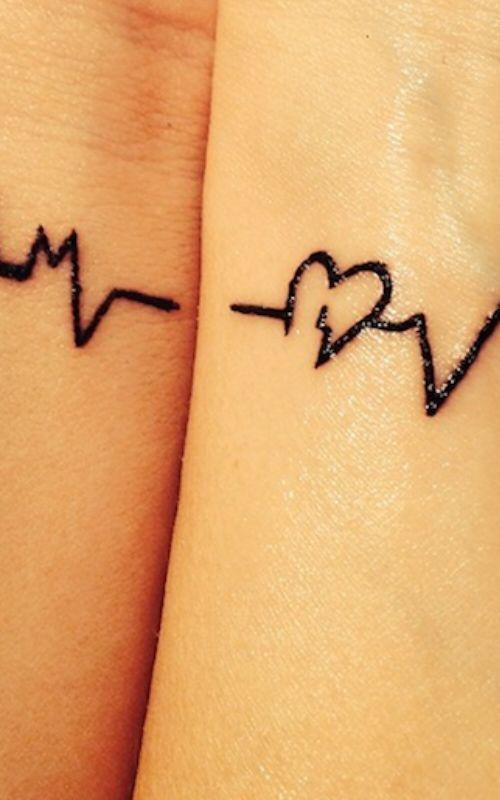 Best Friend Tattoos | Friend tattoos, Tattoo and Friendship tattoos