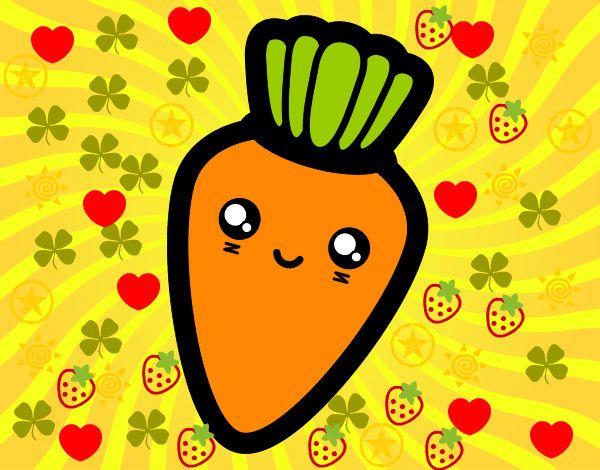 Kawaii Carrot Dibujos Kawaii Dibujos Japoneses Dibujos Busca a través de 49981 páginas para colorear, siluetas y tutorial de dibujo. kawaii carrot dibujos kawaii