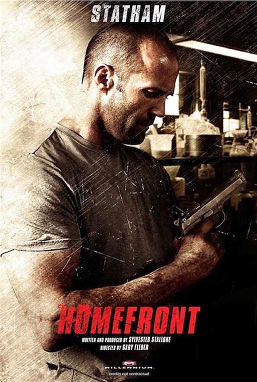 Homefront   It movie cast, Movie trailers, Jason statham