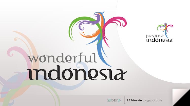Pesona Indonesia Logo Pariwisata, Indonesia