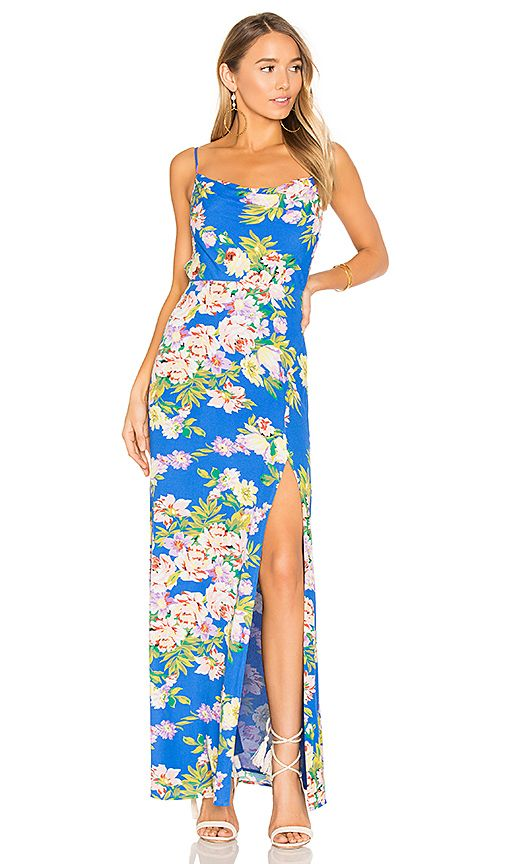 b61c4c9c4163 Shop for Privacy Please x REVOLVE Tyler Maxi in Blue at REVOLVE. Free 2-3  day shipping and returns, 30 day price match guarantee.