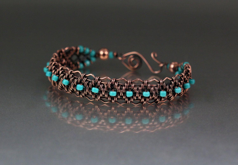Imagen relacionada   Wire Work   Pinterest   Tutorials, Bracelets ...