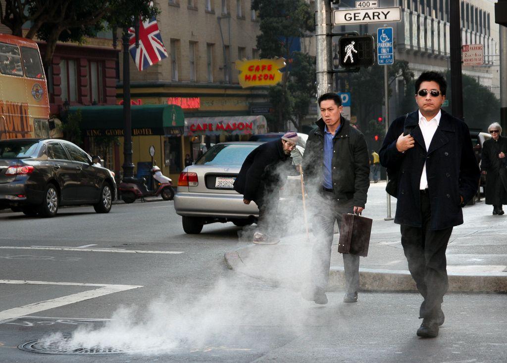 Tenderloin, San Francisco, CA.