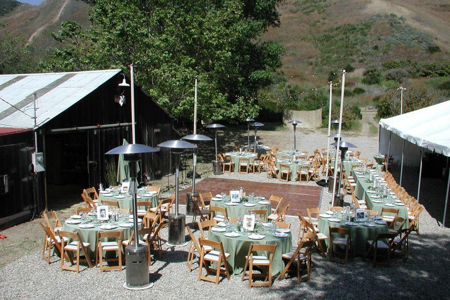 arroyo hondo goleta california event and wedding locations santa barbara venues