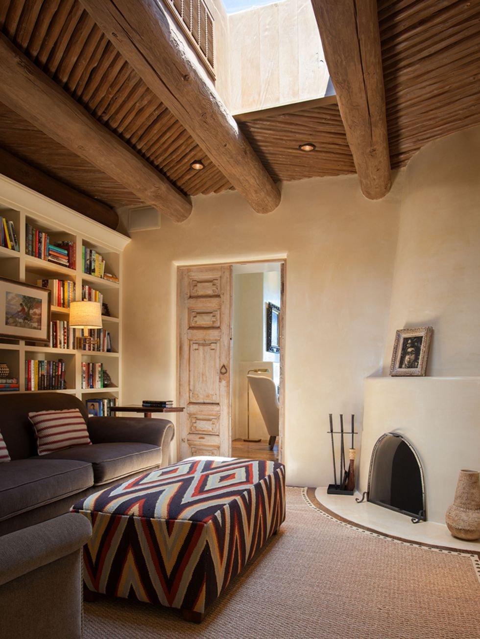 Step Inside a Stunning Adobe Home in Santa Fe | House ideas ...