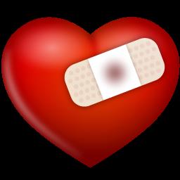 We Re Not Broken Just Bent Heart Graphics Faith In Love Clip Art