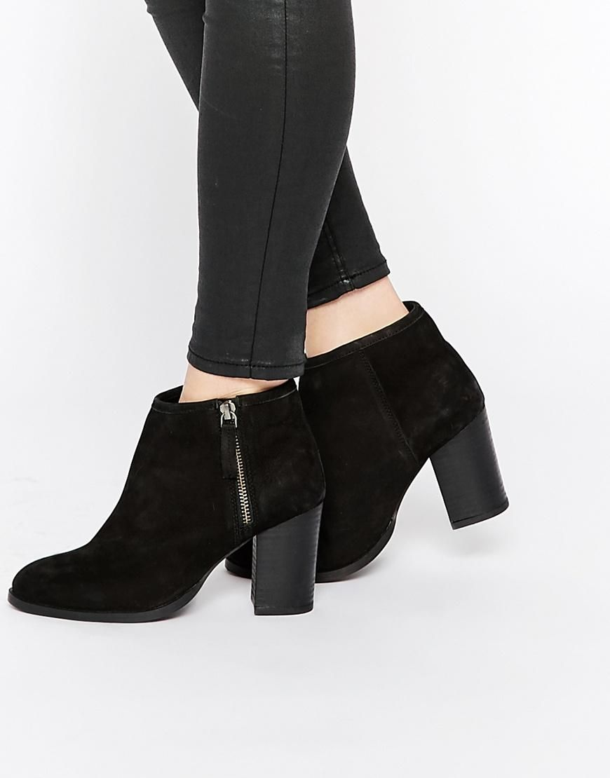 Buy Women Shoes / Asos Everybodys Fool Leather Ankle Boots