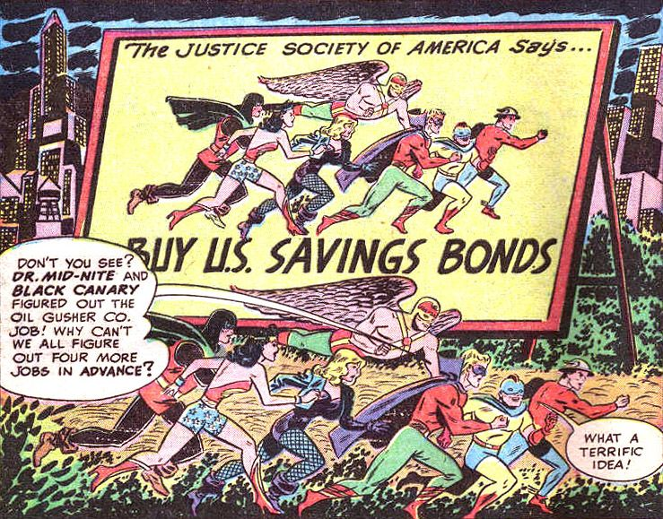 Alan Scott Original 62 Justice Society Of America Society Star Comics
