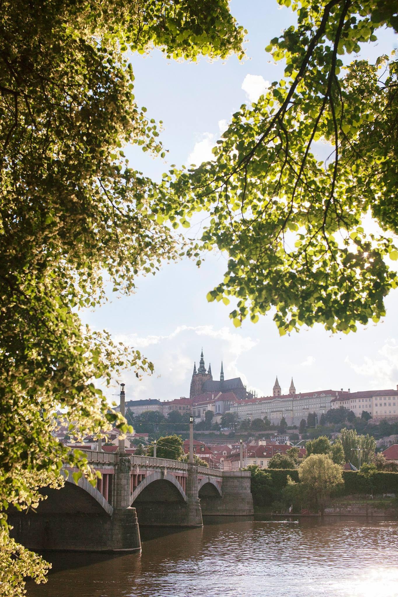 Prague.  Photo: Annikki Valomieli