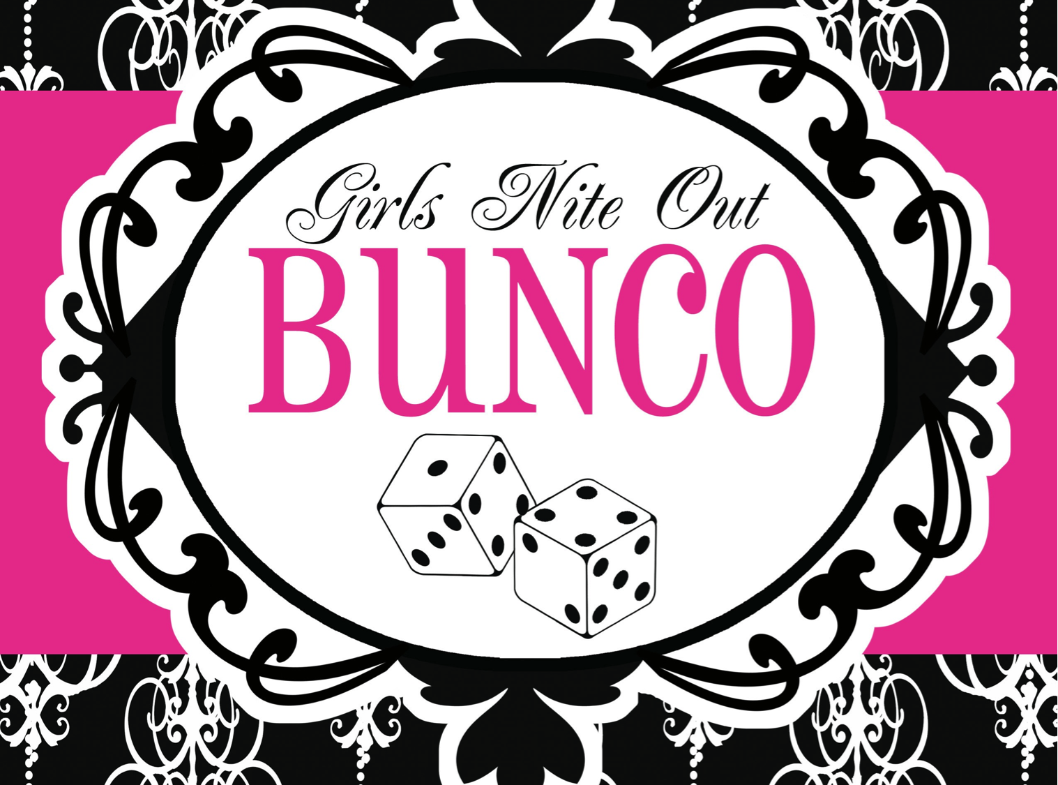 Bunco Party-Thank you to Nicole Goodin (A Thirty-One Consultant on ...